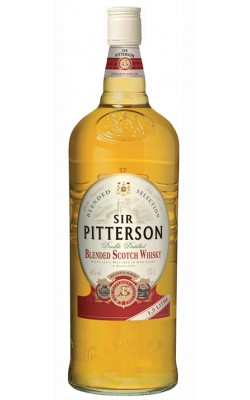 Sir Pitterson - Blended Scotch Whisky