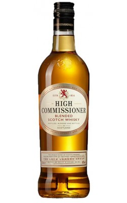 High Commissioner Blended Scotch Whisky