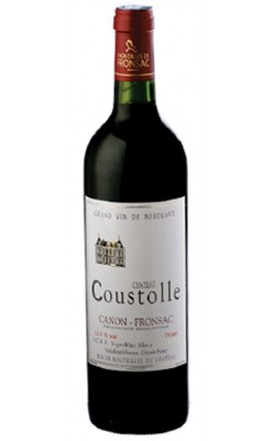 Château Coustolle 2015 - Fronsac